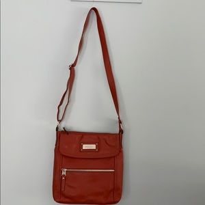 Relic crossbody with lots of compartments